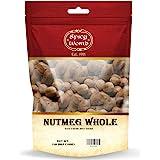 Spicy World Whole Nutmeg 1 Pound (16oz) - 80+ Pieces!