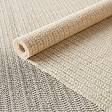 Nourison Non-Slip Rug Pad - Ivory 9'6' x 13'6' 10' x 14' Rectangle