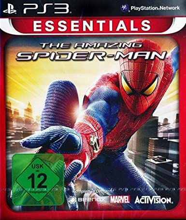 The Amazing Spider-Man [Essentials] [Importación Alemana]: Amazon.es: Videojuegos