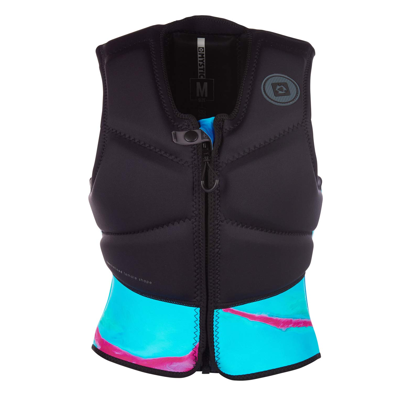 Mystic Diva Impact Vest Fzip Kite - A Mix Color L: Amazon.es ...