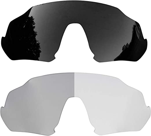 SOODASE for SPY Logan Sunglasses 3 Pairs Polarized Replacement Lenses