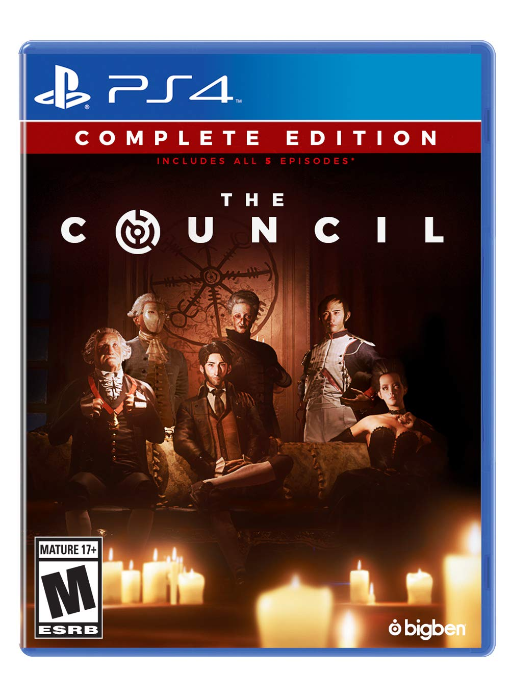 The Council - PlayStation 4