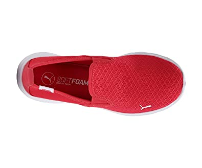 Puma Mesh and EVA Flex Essential Slip-on Shoes -7  Buy Online at Low Prices  in India - Amazon.in 0a3cb95ec