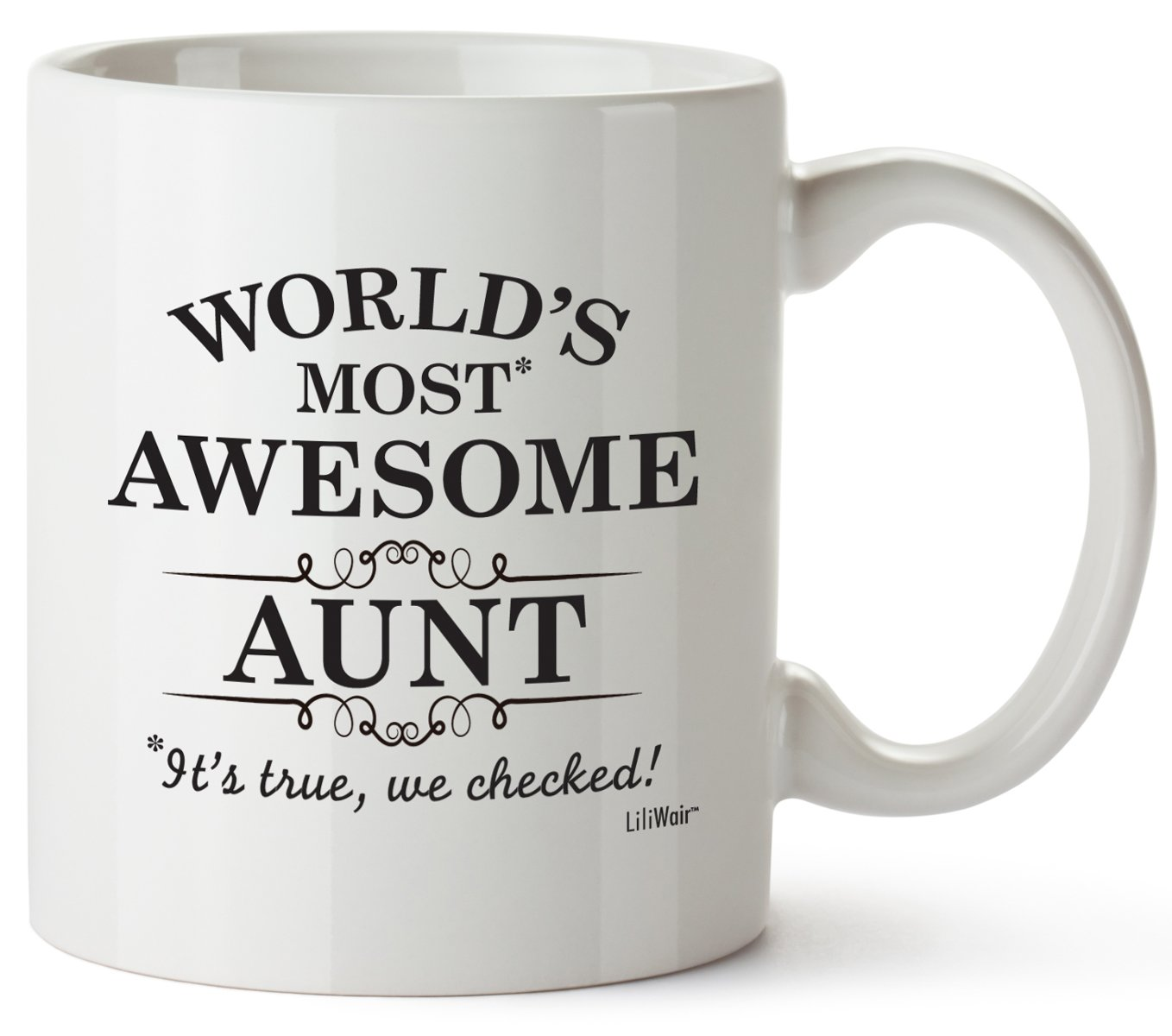 Aunt Gifts From Niece Nephew Christmas Gift For Aunts Cool Ideas Auntie Best Ever Birthday Coffee Mugs Cups The Greatest Birthdays