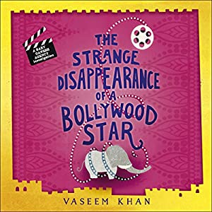 The Strange Disappearance of a Bollywood Star Audiobook