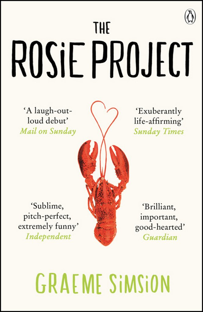 The Rosie Project (2014)
