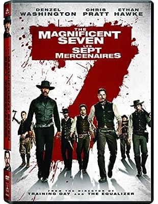 Magnificent Seven, The (2016) Bilingual - DVD