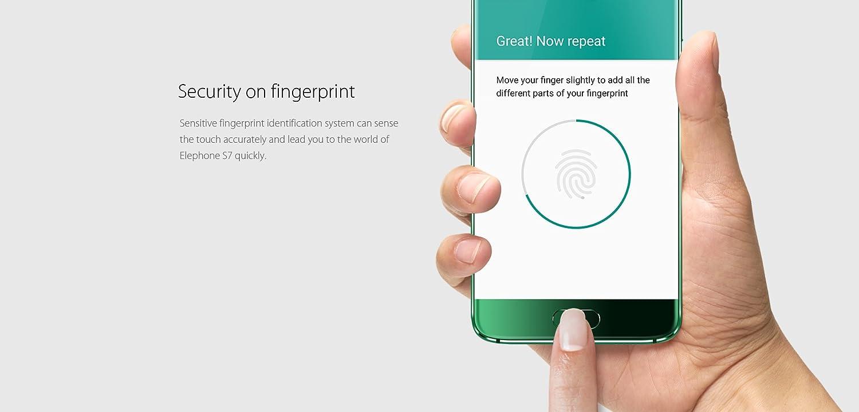 elephone S7-64GB Smartphone Libre 4G LTE (Android 6.0, Pantalla ...
