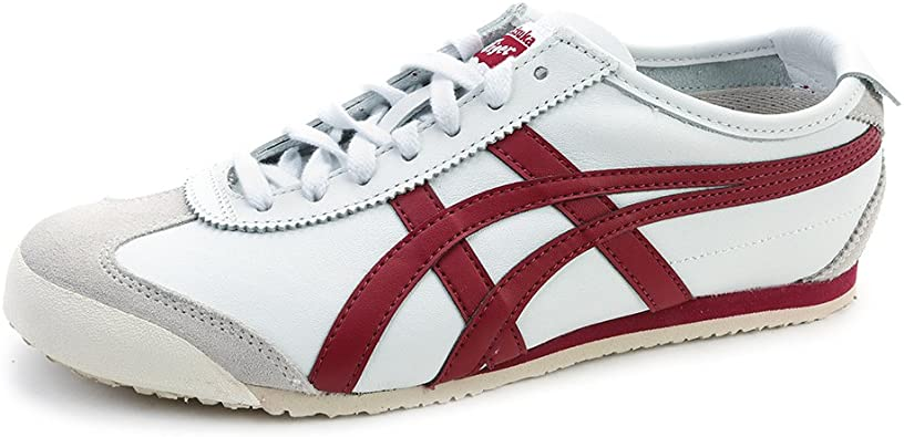 asics men's onitsuka tiger mexico 66 shoes leather review