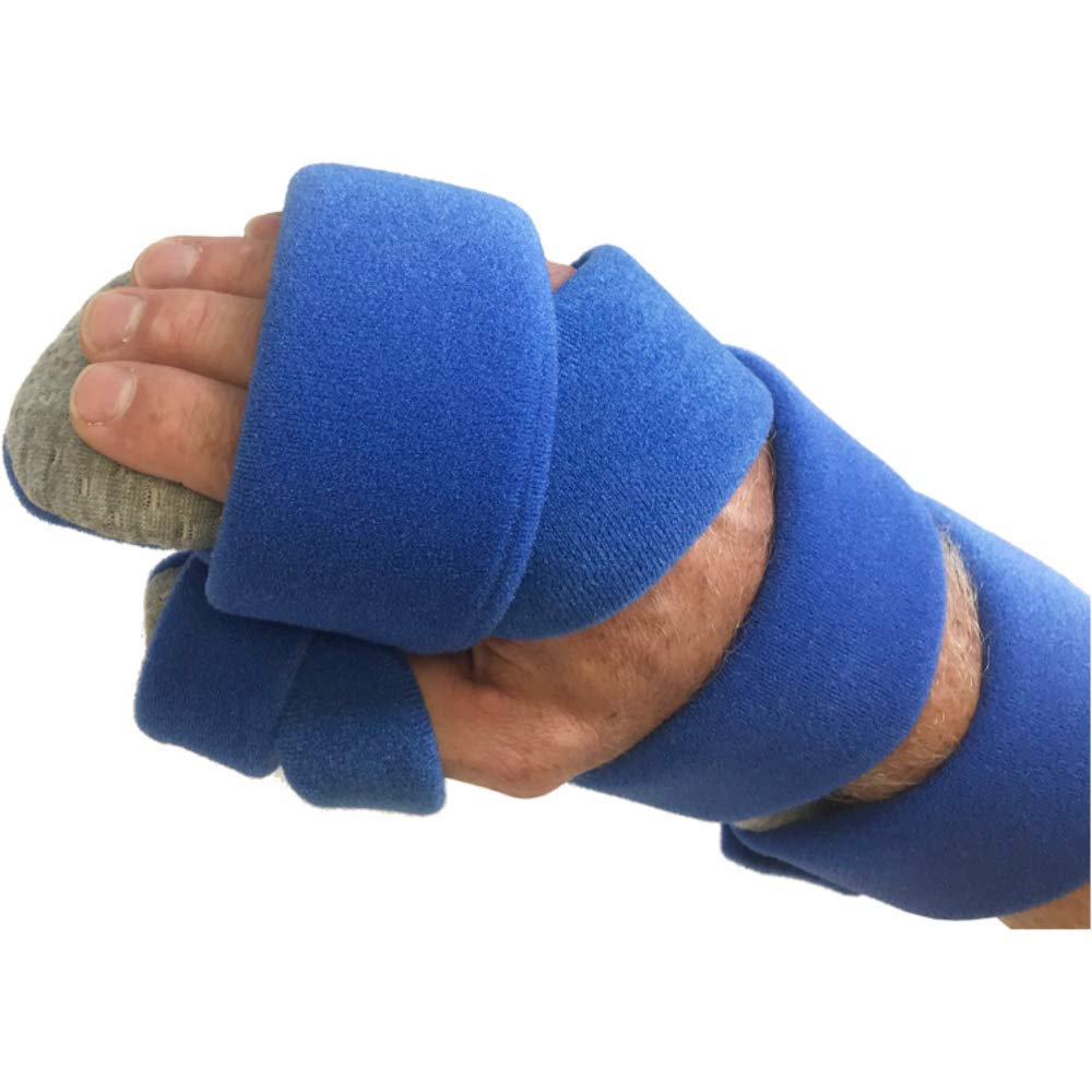Stroke Hand Brace by Restorative Medical | Functional Resting Hand & Wrist Night Splint - Corrective, Supportive Brace for Correction, Comfort & Pain Relief by Restorative Medical