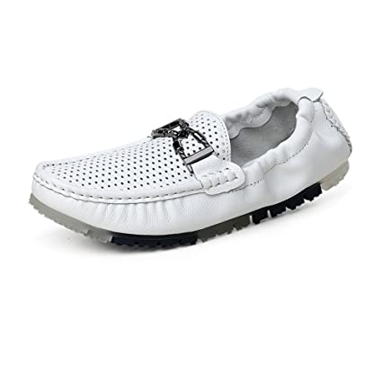 4b49f1209a798 Amazon.com: Yingxinguang Men's Driving Penny Loafers Hollow Upper ...