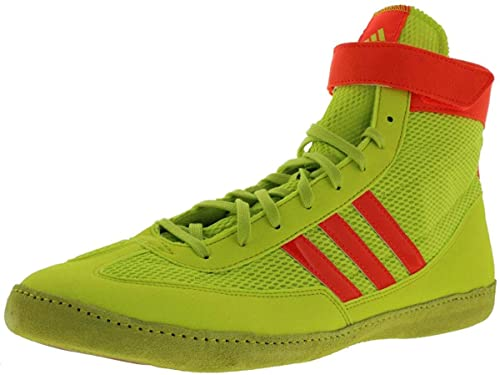 all white adidas wrestling shoes