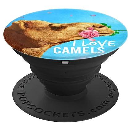 Amazon.com: Bonito cabezal de camello – I Love Camels ...