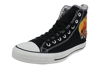 Converse CT ALL Star Chucks Metallica Totenkopf Skull LIMITED Edition Sneaker
