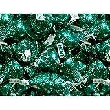 Kisses Dark with Mint Truffle (2 Pound Bag)