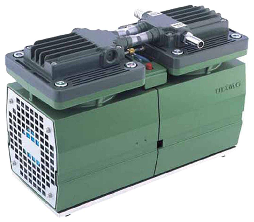 ULVAC ダイアフラム型ドライ真空ポンプ 100V DA120S B002P89BPU