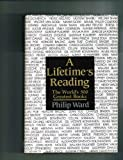 A Lifetime's Reading, Philip Ward, 0812829387