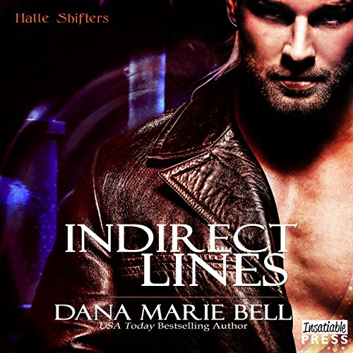 Indirect Lines: Halle Shifters, Book 5 Audiobook [Free Download by Trial] thumbnail