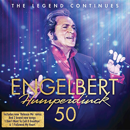 Engelbert Humperdinck: 50 (The Best Of Hawaii)