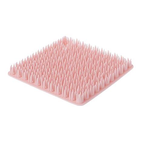 SimpleLife Ventana de Vidrio Limpiador de jabón Limpiaparabrisas Limpiador Rascador Espejo de baño Color del Cepillo
