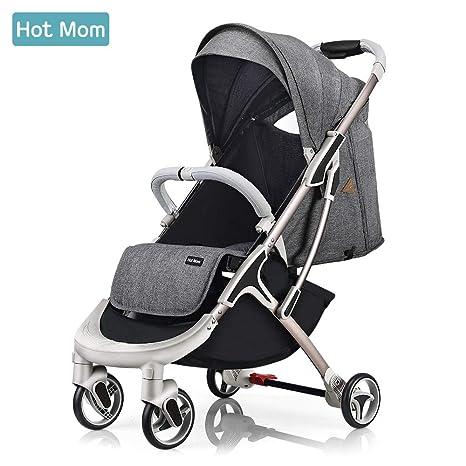 Hot Mom cochecito ligero adecuado para viajar