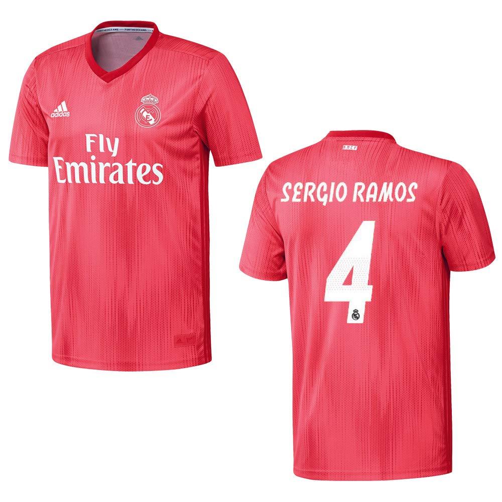 adidas REAL Madrid Trikot 3rd Herren 2019 Sergio Ramos 4