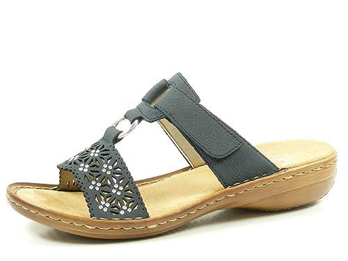b6f65a53f66c9 Rieker Womens Shoes 60871 Women s Sandals