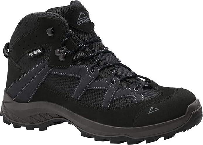 McKinley Travel Comfort AQX Herren Trekkingschuh grey dark *UVP 99,99