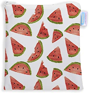 product image for Thirsties Reusable Sandwich & Snack Bag - Melon Party