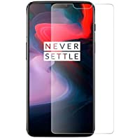 CASE U Crystal Clear HD Ultra Screen Protector for Oneplus 6 (Transparent)