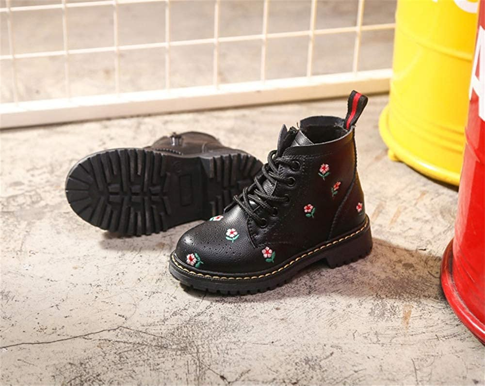 Brilliant sun Kids/' Fashion Sweet Short Ankle Boots Casual Walking Shoes