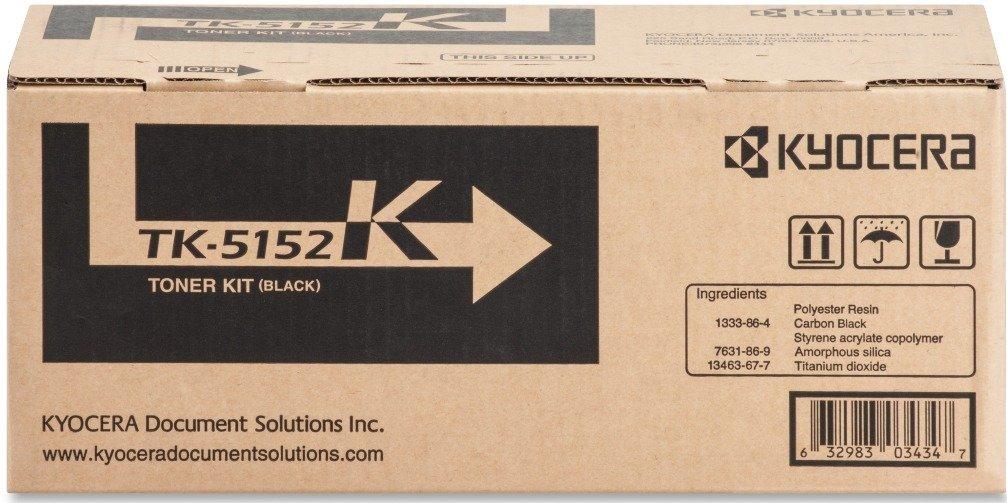 Amazon.com: OEM KYOCERA MITA TK-5152K (1T02NS0US0) Toner CTG ...