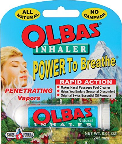 Olbas Aromatic Inhaler, 6 Count