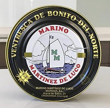 Ventresca de Bonito del Norte en aceite de oliva 280g Marino ...