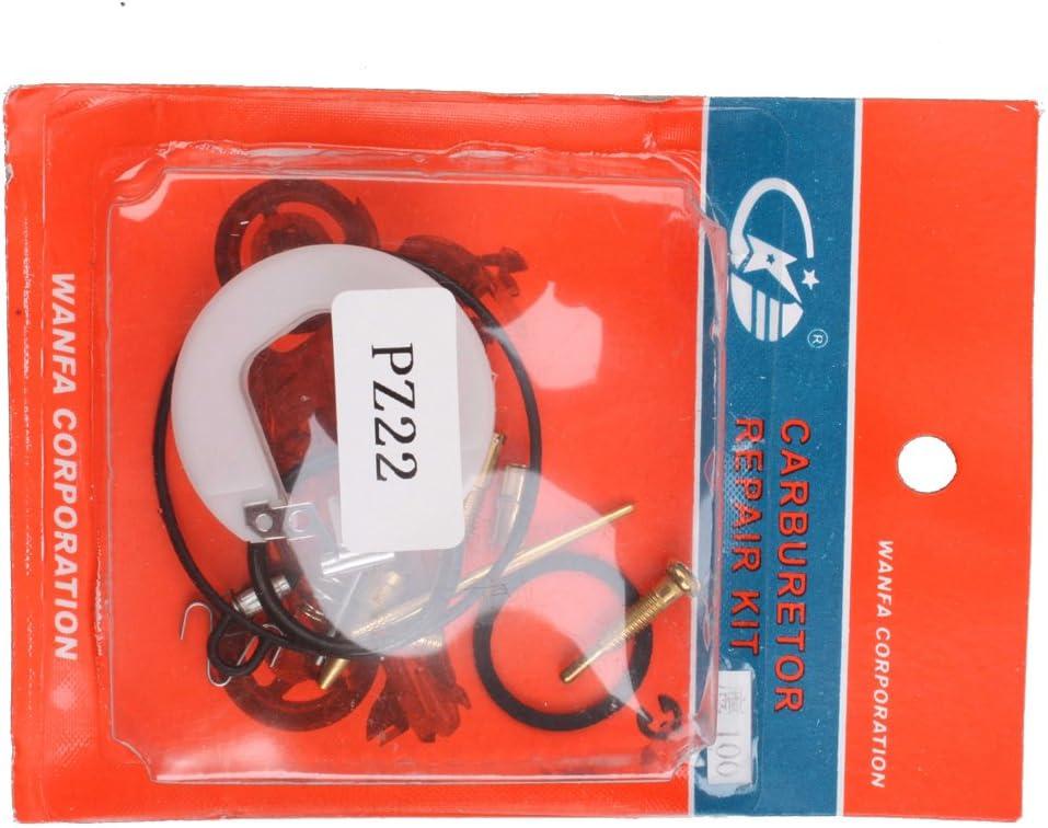 LED Orange LED de Symbole dalimentation 12V-24V 5A Interrupteur /à Levier /Étanche avec Fiche /à Douille Gebildet 19mm Acier Inoxydable Verrouillage Bouton Poussoir Interrupteur