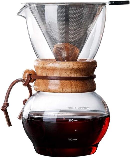 Vaso de café Cafetera Compartir Pote Café Olla para lavarse Las ...