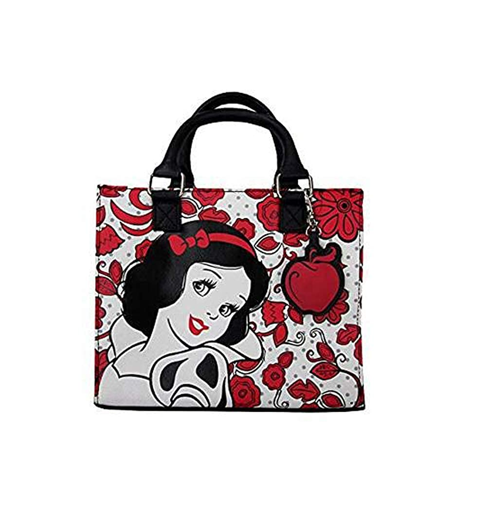 Loungefly x Disney Princess Snow White Convertible Duffle Purse