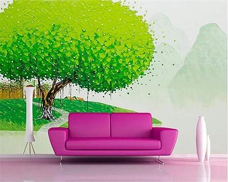 Sencillo Papel Tapiz de decoración de Interiores Hermoso ...