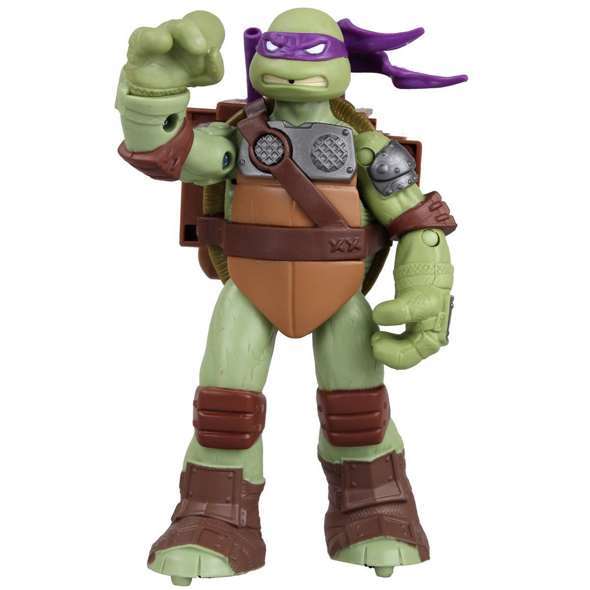 Tortugas Ninja - Figura con Armas: Donatello, 14 cm (Giochi ...
