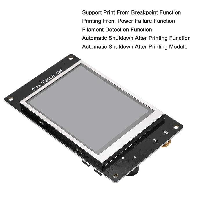 Módulo de impresión de pantalla táctil TFT32 para impresora 3D ...