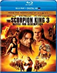 Cover Image for 'The Scorpion King 3: Battle for Redemption (Blu-ray + DIGITAL HD with UltraViolet)'