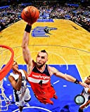 Marcin Gortat Washington Wizards 2014-2015 NBA Action Photo (Size: 8