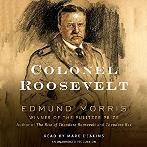 Colonel Roosevelt Audiobook