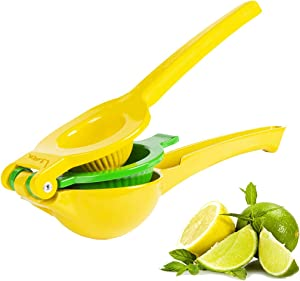 Leara Lemon Lime Squeezer Juicer Citrus Press Premium Grade Metal Easy Lime Squeezer