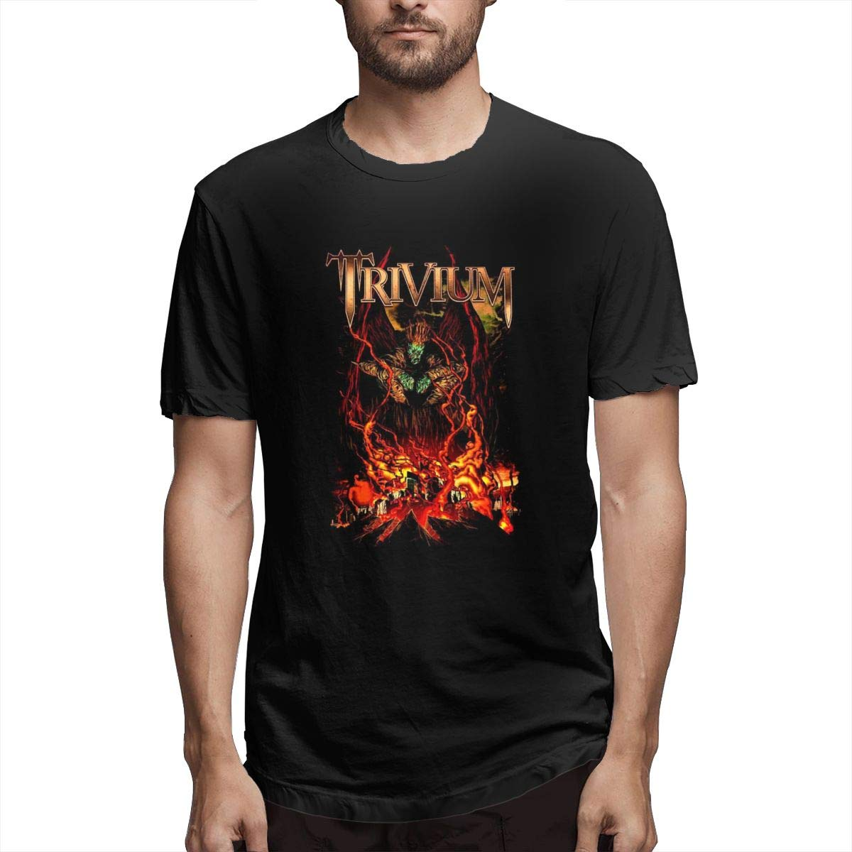Sy Compact S Trivium Cool Short Sleeve Shirts