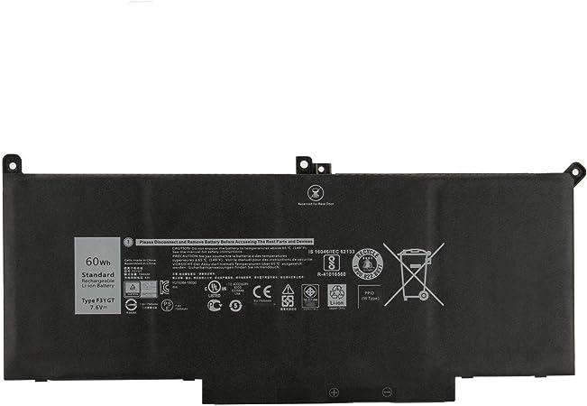 ghdonat.com CREATESTAR F3YGT Laptop Battery for Dell Latitude 12 ...