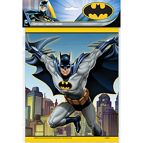 Batman Goodie Bags, 8ct]()