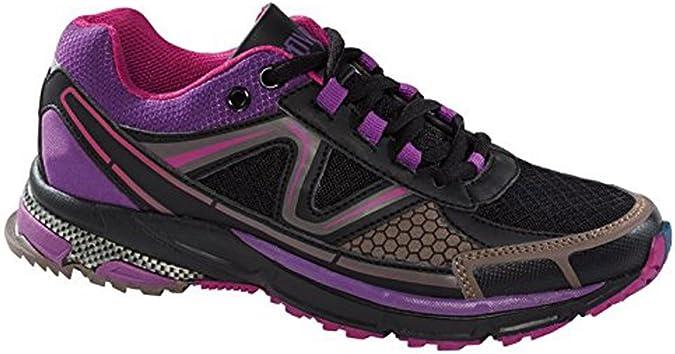 Crivit - Zapatillas de Nordic Walking para Mujer Violett-Schwarz, Color, Talla 37 EU: Amazon.es: Zapatos y complementos