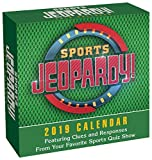 Sports Jeopardy! 2019 Day-to-Day Calendar