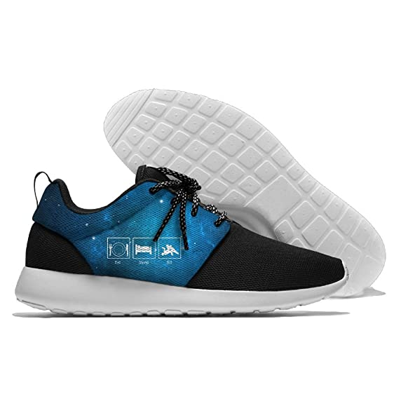 Eat Sleep Game Repeat Lightweight Breathable Casual Sports Shoes Fashion Sneakers Shoes